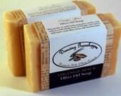 Orange Spice Olive Oil Soap - Vegan Soap
