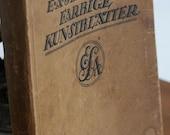 Vintage German Book