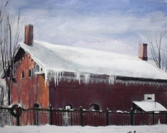 Bethel Vermont Depot-Original---SIGNED PRINTS 8 X 10 - 15.00, 11 x 14 - 25.00, 13 X 19- 35.00. Message me and I will list them .