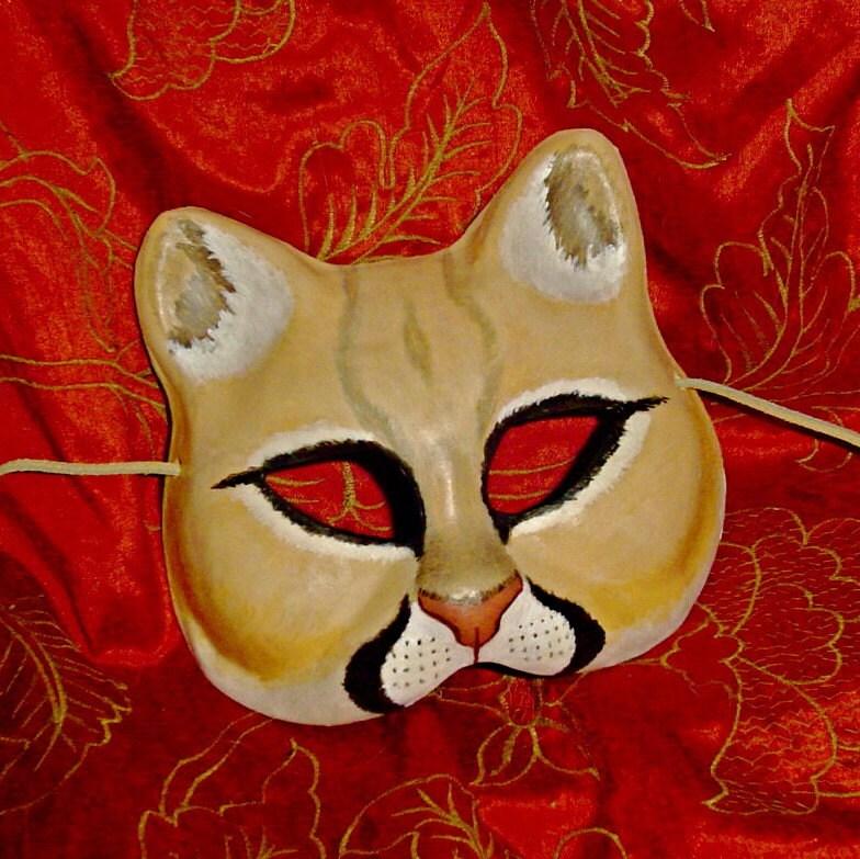 Cougar Halloween Costume