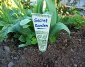 Secret Garden Stake