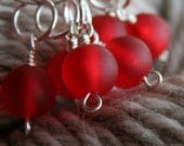 Stitch Markers - Set of 6 - Shirley Temple