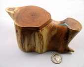 Arizona Mesquite Wood Jewelry Treasure Box