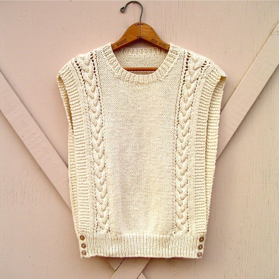 You searched for: cable knit vest! Etsy is the home to thousands of handmade, vintage, and one-of-a-kind products and gifts related to your search. No matter what you're looking for or where you are in the world, our global marketplace of sellers can help you find unique and affordable options. Let's get started!