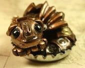Armored Bottlecap Nesting Dragon (copper)