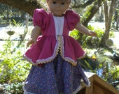 Enchanted Gown for American Girl