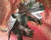 DROGON Game of Thrones OOAK Dragon Fledgling Khaleesi Daenerys 18 Inches Tall