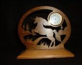 Unicorn Desk or Shelf Clock