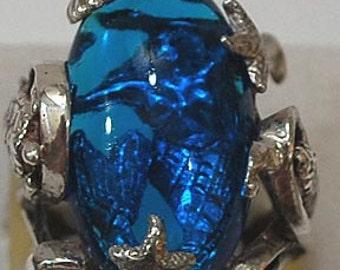 The Blue Seas Mermaid ring