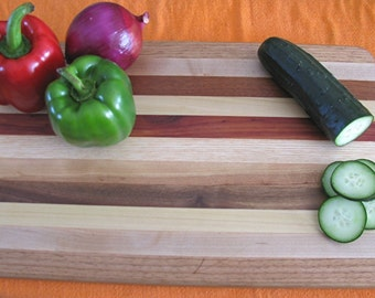 Recycled Hardwood Cutting Boards