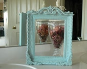 Shabby Chic  Picture Frame Beautifully Distressed