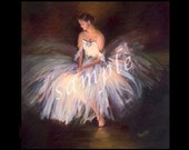 Ballerina Fine Art Note Cards Set of Six