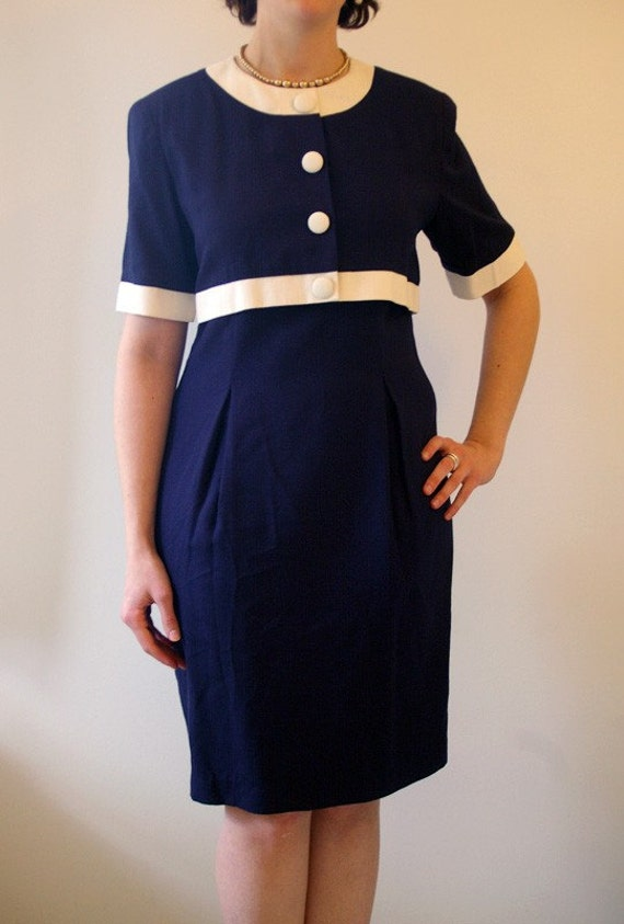 Jackie Kennedy Dresses: SALE Vintage Jackie Kennedy Dress Sz 12P