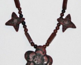 Brecciated Jasper Necklace