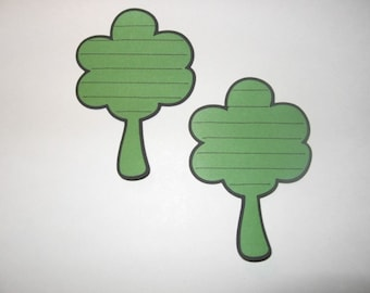 Set of 4 Tree Journaling Tags
