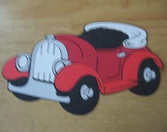 Disney Toon Car-cricut
