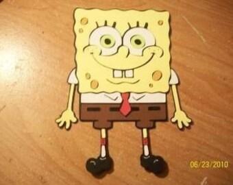 sponge bob diecut