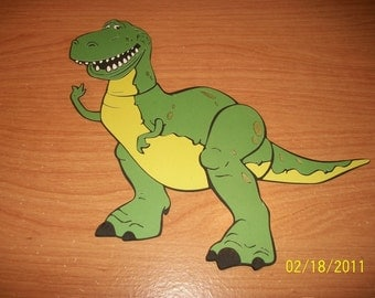 Rex full body die cut- toy story