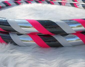 Custom Hula Hoop 'The VIXEN' - Travel Hoola Hoop - BeSt Selection of Pro Hoops on EtSy!