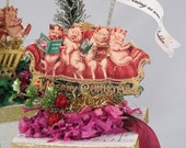 Piggy Puddin at Home Christmas Box Reserved for Maureen