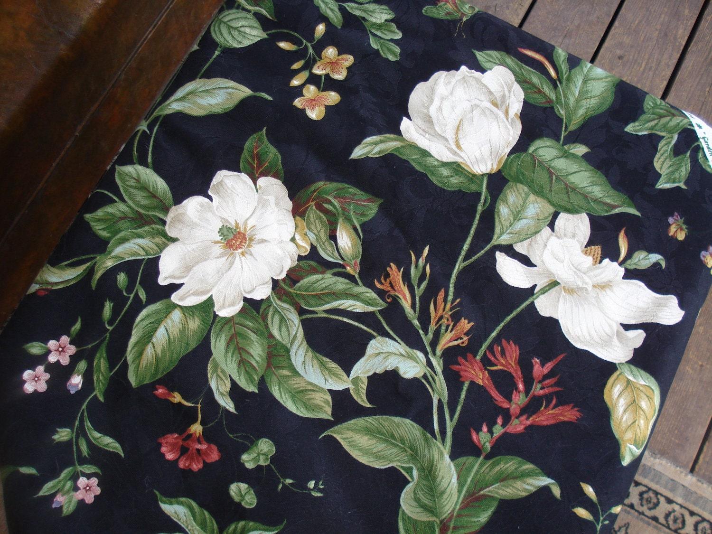 Williamsburg Garden Images Heavy Cotton Fabric