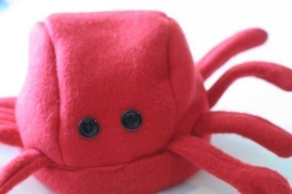 Baby Hat - Crabby