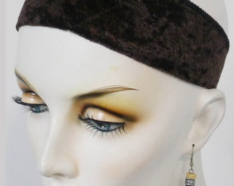 The Wig Grip Non-Slip Accessory to Hold Your Wig, Bandana, or Scarf In Place-BROWN
