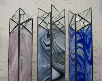 Stained Glass Vase(s)