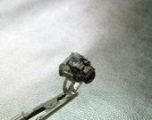 Laser Sensor-Emitter Kinetic Cyber Ring