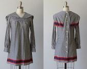 Vintage 1960s Dress / 60s Dress / Mini Dress / Winsome