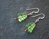 OHHHH Christmas Tree OOOOH Christmas Tree Earrings