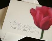 Mother's Day Card - Original Photo Artwork