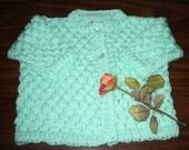 Baby Sweater setby Needles1.Etsycom