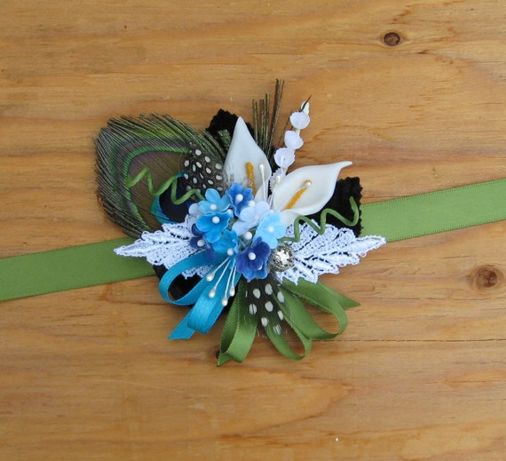 Design Your Own Corsage Online