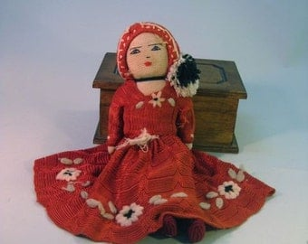 Orphan Vintage\/Antique doll