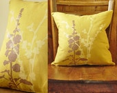 GARDEN 16 X 16 pillow cushion covers ONLY (set of 2)