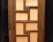 Recycled Timber Multi Frame