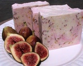 Fresh Fig and Patchouli Greek Yogurt Soap Bar
