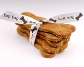 Dog Treats All-Natural Dog Treats, Pet Treats, Dog Cookie, Organic, Puppy, Paws, Dog Biscuits, Dog Cookies-8oz