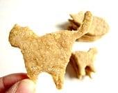 Dog Treats--Bag 'O Cats--Sweet Potato & Cheddar Flavor--All Natural Organics-6oz