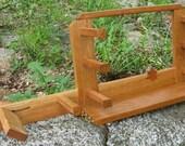 Inkle Loom:   Cherry Sunflower