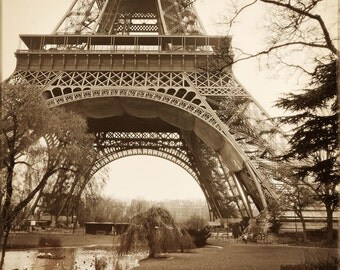 Sunday Under the Eiffel Tower - The Holga Suite