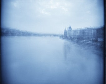Blue Danube from Budapest - The Holga Suite