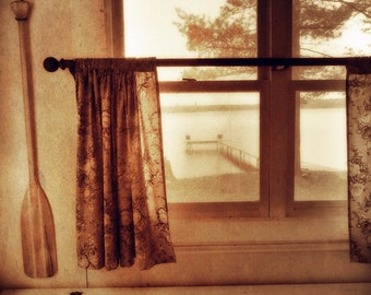 Lake View Window