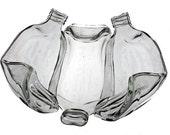 Triple Flask Bowl
