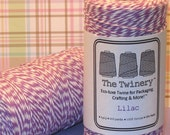 Lilac Twine from The Twinery  (240 Yd Roll)
