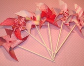 Hugs and Kisses Pinwheels - Just in Time for Valentines Day  (12)