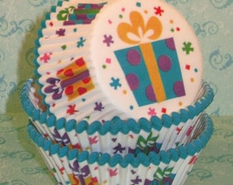 It's a Party Cupcake Liners  (Qty 40)