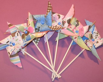 Sweet Tooth Pinwheels  (12)