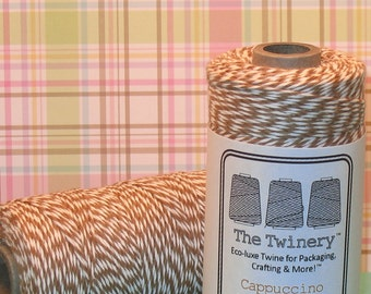 Cappuccino Bakers Twine from The Twinery
